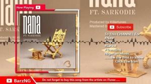 Becca - Nana ft. Sarkodie